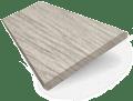 Truffle Grey Wooden Blind - 50mm Slat slat image