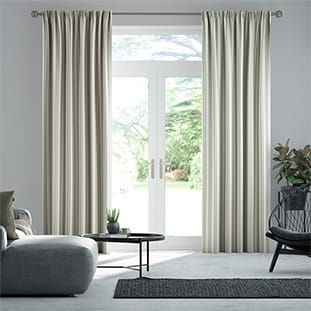 Truro Stripe Linen Sandstone thumbnail image