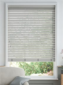 Turtle Dove Grey Wooden Blind thumbnail image