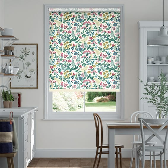 Twilight Garden Multi Roller Blind