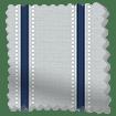 Twill Stripe Regatta Curtains slat image