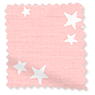 Twinkling Stars Candyfloss Pink Curtains sample image