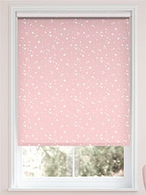Twinkling Stars Blackout Candyfloss Pink thumbnail image