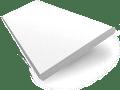 Ultra White - 50mm Slat slat image