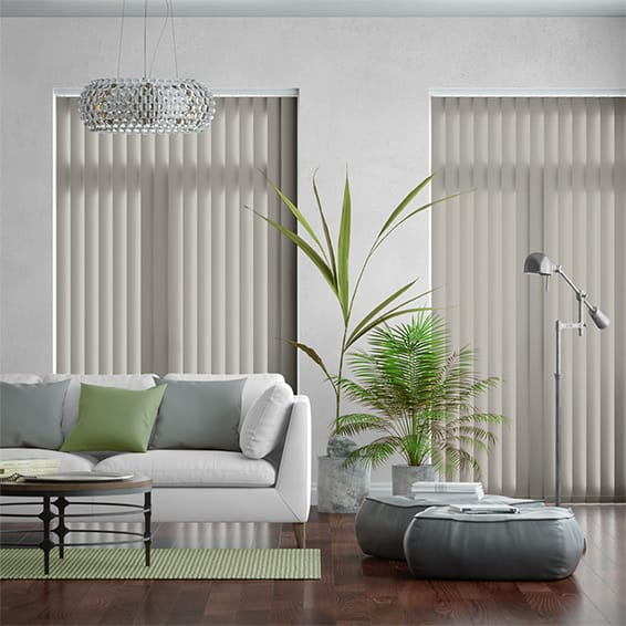 Utopia Country Grey Vertical Blind