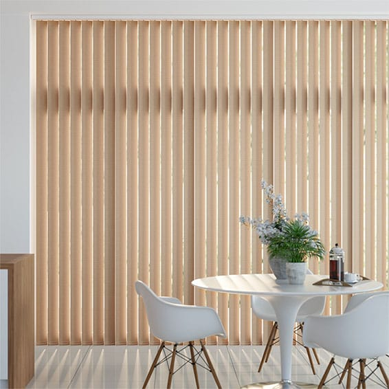 Valencia Latte Vertical Blind