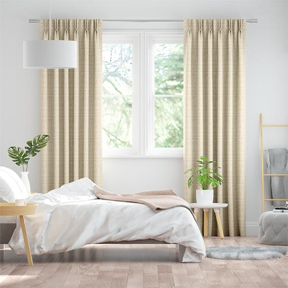 Vanita Golden Barley Curtains