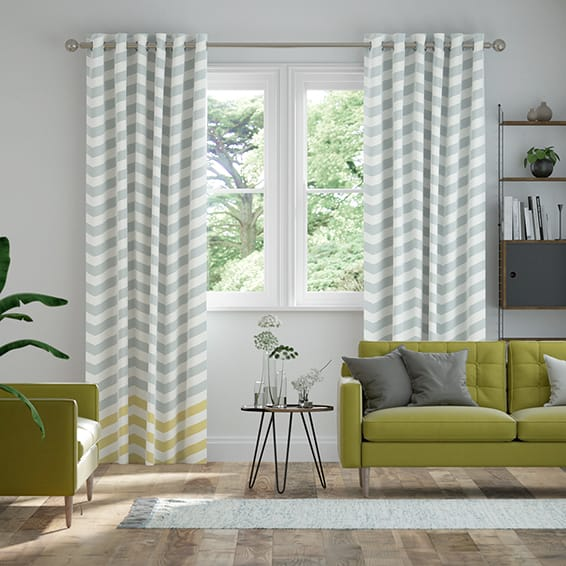 Vector Border Dandelion Curtains