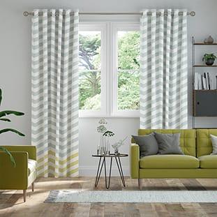 Vector Border Dandelion Curtains thumbnail image