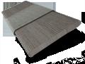 Vermont Metropolitan Mahoe & Dusk Wooden Blind - 50mm Slat slat image