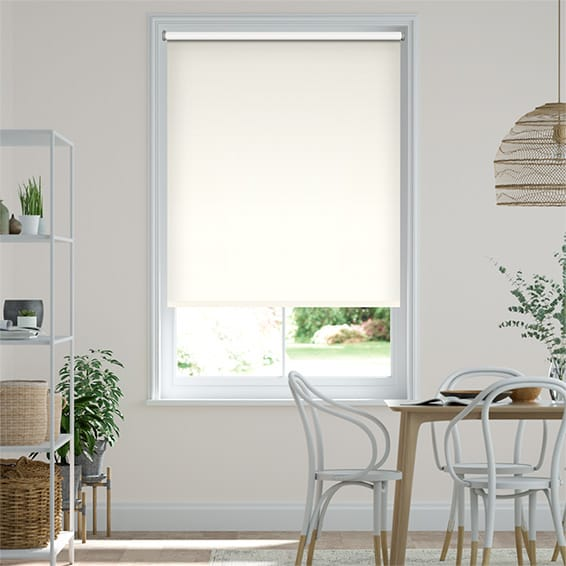 Verona Blackout Porcelain Roller Blind