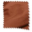 Vicenza Faux Silk Burnt Copper swatch image