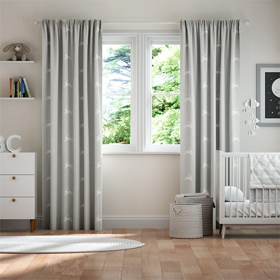 Warren Dove Grey Curtains