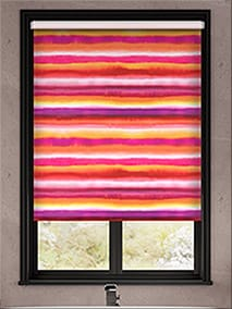 Watercolour Stripe Sunset thumbnail image