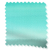 Watercolour Stripe Teal Roller Blind swatch image