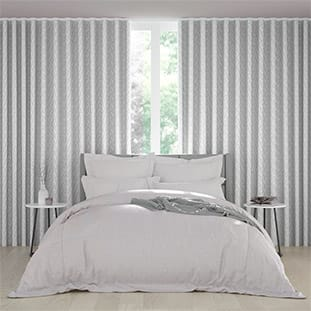 Wave Alcyone Silver Wave Curtains thumbnail image