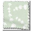 Wave Armeria Mint Curtains sample image