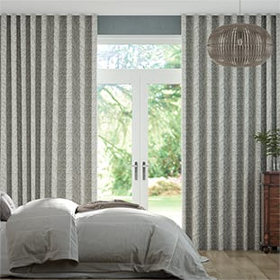 Wave Armeria Pewter Wave Curtains thumbnail image