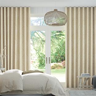 Wave Aurelia Sandstone Wave Curtains thumbnail image