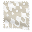 Wave Cadencia Linen Wave Curtains swatch image