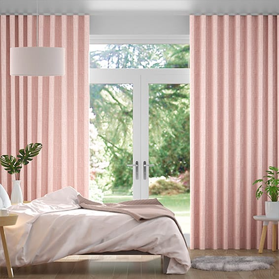 Wave Cavendish Candyfloss  Curtains
