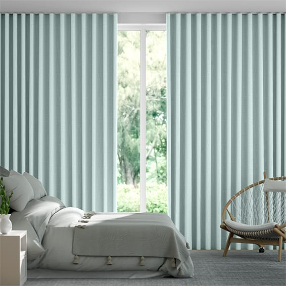 Wave Chalfont Tropical Sea Curtains