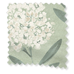 Wave Charleston Mint Wave Curtains swatch image