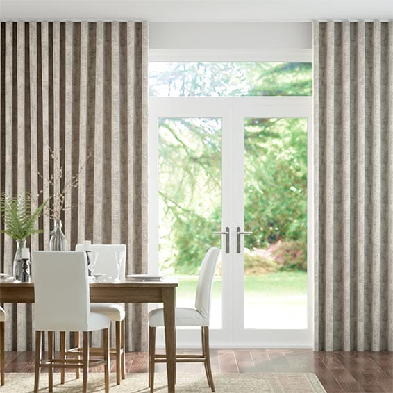 Wave Diomedes Mineral Curtains