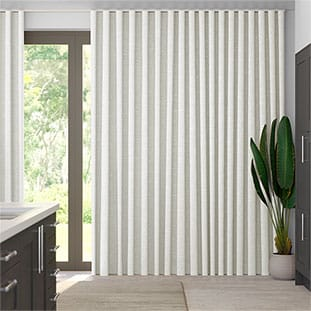 Wave Ahisma Luxe Faux Silk Pearl Wave Curtains thumbnail image