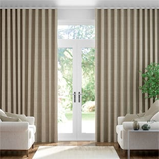 Wave Linen Hopsack Wave Curtains thumbnail image