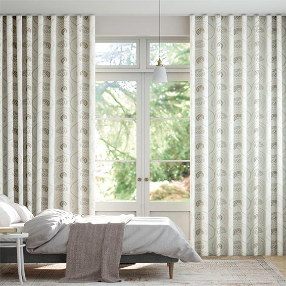 Wave Louella Stone Curtains