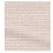 Wave Melton Dusky Pink Wave Curtains swatch image