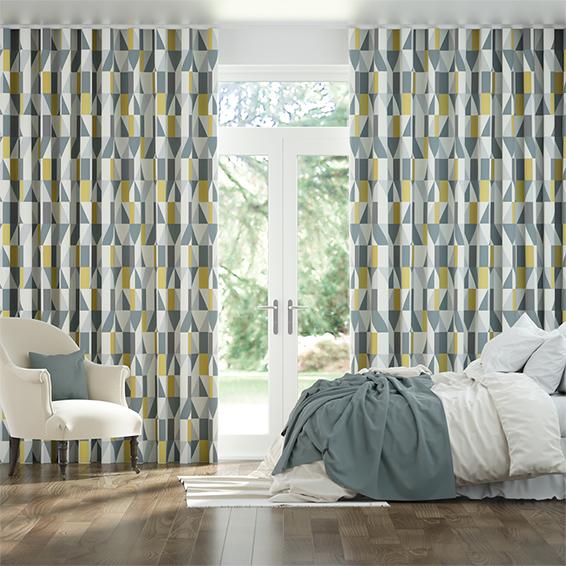 Wave Nuevo Dandelion Curtains