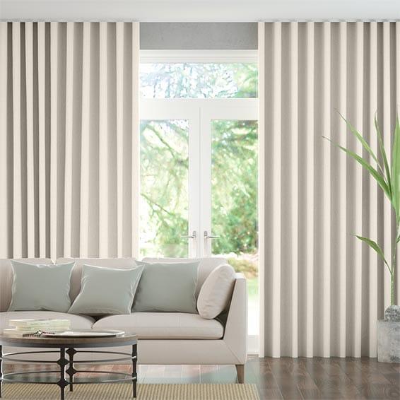 Wave Perseus Bone China Curtains