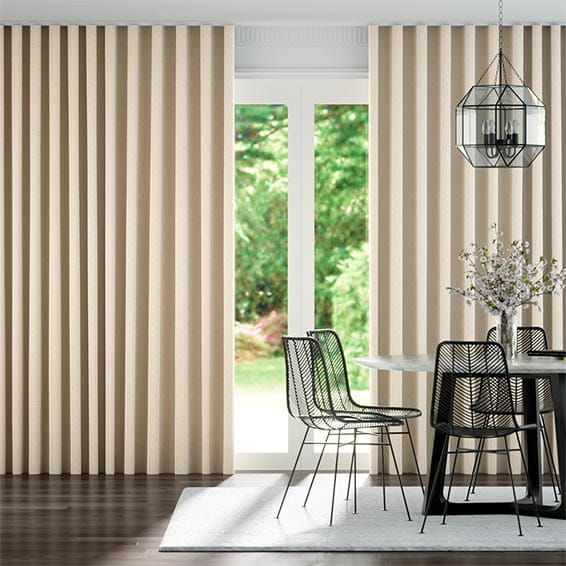 Wave Scintilla Gilden Curtains