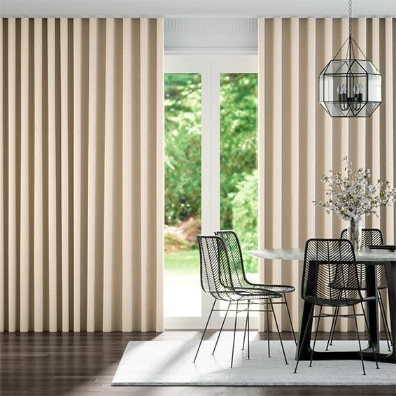 Wave Scintilla Gilden Curtains