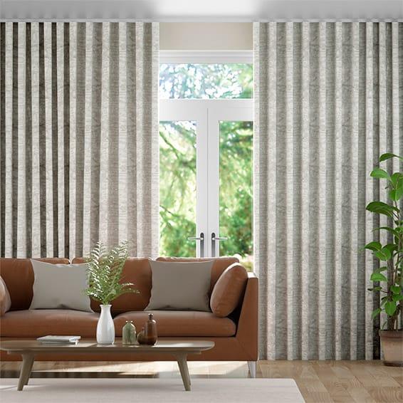 Wave Sussex Cobblestone Curtains