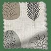 Wildleaf Linen Natural Curtains sample image