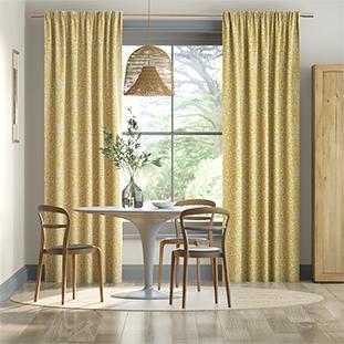 William Morris Acorn Sunshine Curtains thumbnail image