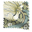 William Morris Pimpernel Sage swatch image