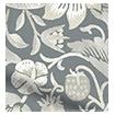 William Morris Strawberry Thief Manor Grey Curtains swatch image