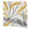 William Morris Willow Bough Gold Curtains sample image