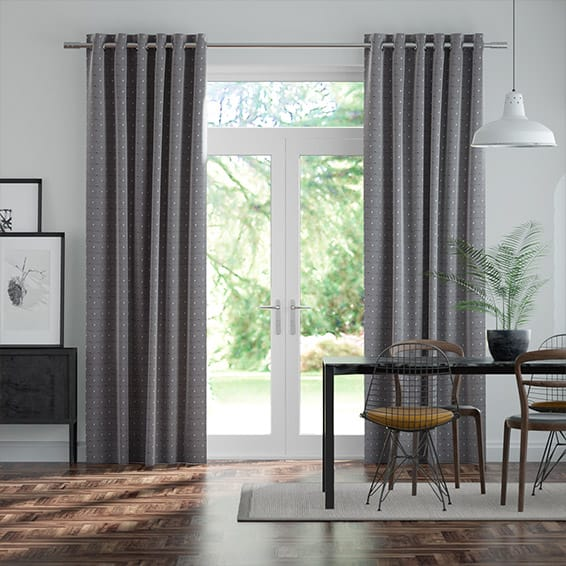 Windsor Chrome Curtains