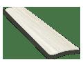 Woodgrain Ash Venetian Blind - 25mm Slat slat image
