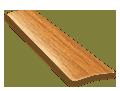 Woodgrain Beech Venetian Blind - 25mm Slat sample image
